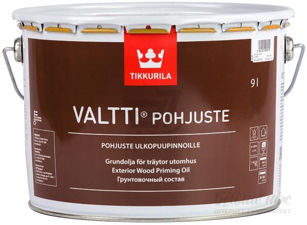 Valtti Pohjuste от Tikkurila пропитка антисептик